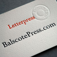Balscote press